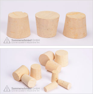 Corks conical oak