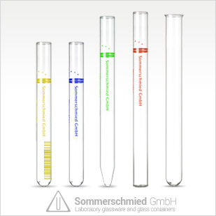 Screen printing on glass - Sommerschmied GmbH - Manufacturer of test